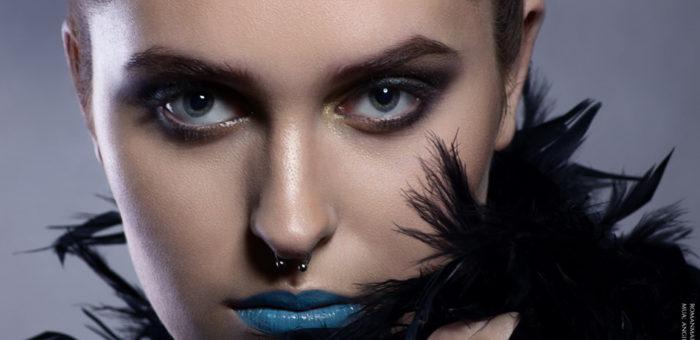Makijaż glamour